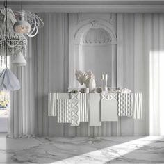 Consola Rascacielos | Lola Glamour Furniture