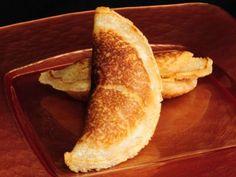 Receta | Gatayef (Tortitas rellenas; Postre típico del Ramadán) - canalcocina.es