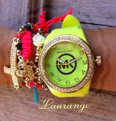Reloj Amarillo  $30.000 Envíos A todo el país ✔️ Whatsapp 3015656550