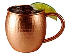 PURE COPPER BEER MUG Ice Cold Beer Moscow Mules Unique Tankard Look Solid Copper,No Lining Polished Copper Inside /& Out Recipes E-book Artisan/'s Anvil AR-S-STEIN Handmade 100/% Pure Copper Beer Stein 18 oz