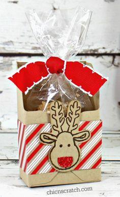 Magic reindeer food treat box + video