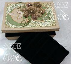Arte & Cia - Arte & Cia: Cursos de artesanato, presentes, scrapbook, pintura em madeira: Flocada