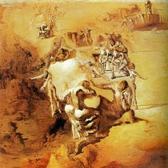 Double Images Salvador Dali... The Great Paranoiac, 1936