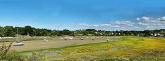 Panorama Locquirec Bretagne Finistère France
