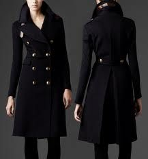 Female SHERLOCK COAT!!!!!!! Halloween costume? :D