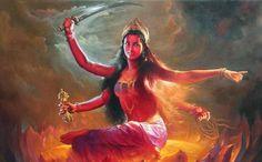 Trailokyavijayatārā - Tārā Victorious over the Three Worlds