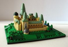 castle microbuild #Lego #microbuild
