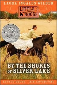 By the Shores of Silver Lake, Laura Ingalls Wilder