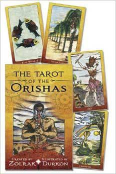 Open the doors to divination and magic with the only deck in the world that blends the powerful magic of West African Yoruba, Brazilian Candomblé, and Santería. Depicting the vibrant spiritual forces