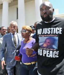 If Michael Brown was shot by the police as stated where are the pictures and video that might confirmit? Posted on August 19, 2014 by JC justice will not likely be found in Ferguson, a different venue for trial will be required since al and jesse and others are attempting to taint the jury pool