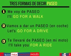 One of the easiest ways to learn Spanish is to find someone else who speaks Spanish. This person can be someone who is a native Spanish speaker or it can be Spanish Idioms, Spanish Notes, Spanish Phrases, Spanish Grammar, Spanish Vocabulary, Spanish English, English Phrases, Spanish Language Learning, English Words