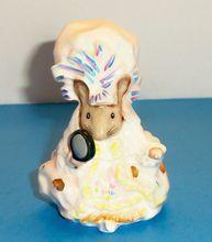 """Beatrix Potter's """"Lady Mouse"""" Porcelain Figurine - 1951"""