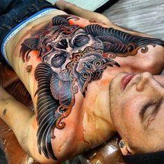 tattoo peito - Pesquisa Google