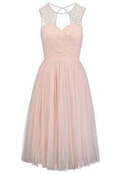 Dieses traumhafte Kleid wirst du nicht mehr hergeben wollen. Little Mistress Cocktailkleid / festliches Kleid - nude für 119,95 € (08.05.16) versandkostenfrei bei Zalando bestellen.