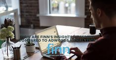 How are Finn's insights different compared to Adwords and Google Analytics?  The insights that Finn creates are simple and actionable because of the insights language we have create ourselves.  On top of that we've lots of insights that Google Analytics and Adwords don't even offer. Such as: in-depth conversion insights with recommendations and predictions.  In the future we will continue adding new data sources and integrations in order to make life of marketers even more simple.  Check our… Google Analytics, Get Started, Insight, Language, Ads, Future, Create, Simple, Check