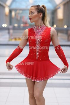 IMMEDIATELY Figure skating dress, roller skating dress, show dance, Acrobatic Rock'n'Roll, Twirling - Emo Dresses, Dance Dresses, Tight Dresses, Figure Skating Outfits, Figure Skating Dresses, Ballroom Dress, Roller Skating, Elegant Outfit, Dance Costumes