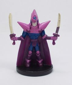 Yu-Gi-Oh - Knight of Twin Swords - Mini Toy RPG Figure ST-01 96KT