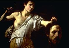 Carravagio - my favourite artist. Love his work.