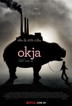 Okja (2017) movie #poster, #tshirt, #mousepad, #movieposters2