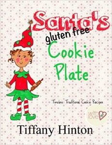 Book Review: Santa's Gluten Free Cookie Plate