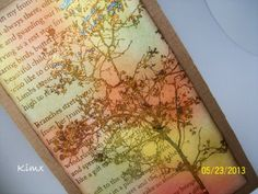 images stampendous tree poem   the tag for their book was made in the same Tree Poem, Grasses, Sympathy Cards, Ferns, Branches, I Card, Card Ideas, Vintage World Maps, Poems