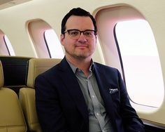 interview with timothy fagan, designer at bombardier business aviation