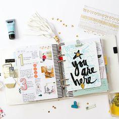 Roebuck Adventures: Heidi Swapp Memory Planner | February 2016