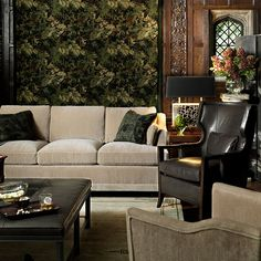 LIVING ROOMS THAT INSPIRE Outdoor Sofa, Outdoor Furniture, Outdoor Decor, Living Rooms, Inspire, Couch, Thoughts, Inspiration, Home Decor