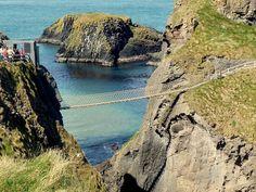 Nordirland, antrim Coast