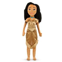Pocahontas Plush Doll  Medium  21 -- You can find more details by visiting the image link.
