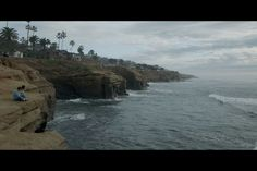 Surf filmed from Sunset Cliffs which is one of the most beautiful places in San Diego, California ! With nice set rolling in at Sunset Cliffs and the sunset view,