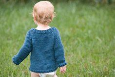 ******Elizabeth Zimmermans seamless raglan sweater*******