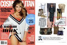 #CosmopolitanRussia - Aprile 2014