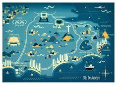 Map - Rio