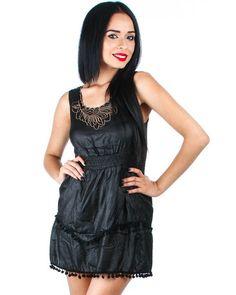 Love Squared Little Black Dress Ponte Halter Dress Day Evening 1X  2X  3X