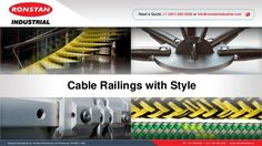 Cable railings with decking are popular for several reasons.
