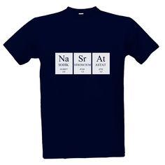 Tričko s potiskem NaSrAt