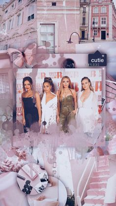 Proud of you ma girls. Jesy Nelson, Perrie Edwards, Cool Girl, My Girl, Little Mix Jesy, Litte Mix, Girl Bands, Female Singers, Celebs