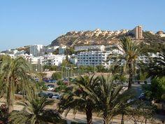 ღღ Santa Ponsa  ~~~ View from Rey Don Jaime hotel balcony