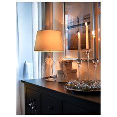 BRÅN Pie de lámpara de mesa - 30 cm - IKEA