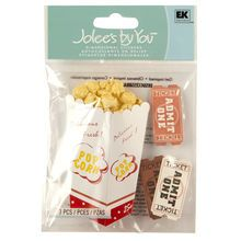 Jolees By You Movie Popcorn Embellishment