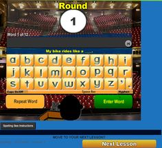 Playing this spelling bee game to improve your kids & student spelling bee & make them champ, also it involves various fun & new twist in this spelling bee game.