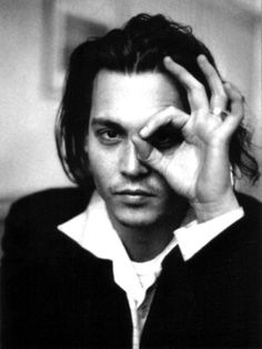 (Johnny Depp) This man's immeasurable vision and talent have helped me define the place I know I need to reach as an artist. I cannot thank him enough.