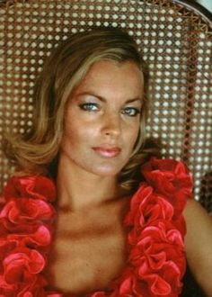 Romy Schneider by Helmut Newton by truity1967, via Flickr