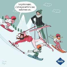 Youpi les #vacances au #ski !