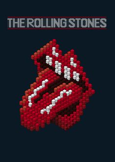 Fifty New Logos for The Rolling Stones Project