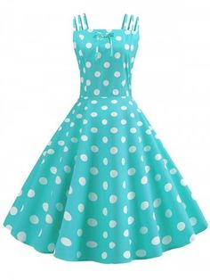 Vintage Dresses, Cheap Vintage Clothing and Retro Dresses for Women Casual Online Vestidos Vintage, Vintage Dresses, Vintage Clothing, Vintage Outfits, Types Of Dresses, Cute Dresses, Cheap Dresses, Rockabilly Fashion, Rockabilly Style