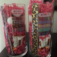 Possible prizes - can only use Jamberry files and nail products. Candy is okay since Jamberry doesn't make any - yet!!!