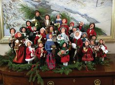 Byers Choice Carollers