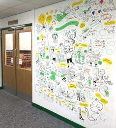 wall-illustration-school